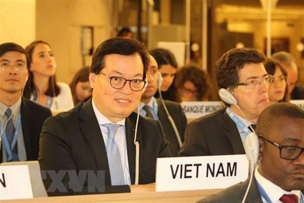 Francophonie : le Vietnam participe activement aux efforts pour la paix et le developpement hinh anh 1