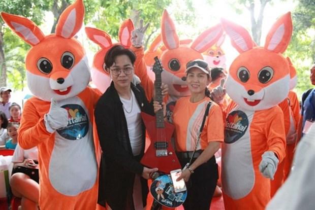 Le festival Mottainai en l'honneur des 45 ans des relations Vietnam – Japon hinh anh 1