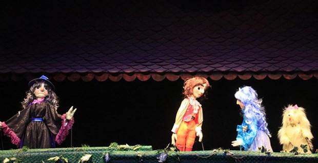 Convergence et echanges au 5e Festival international de marionnettes hinh anh 2