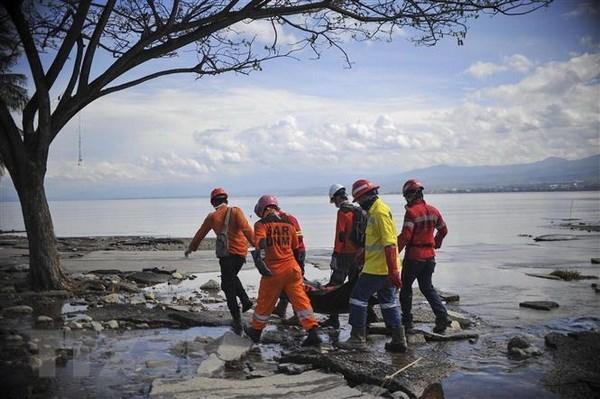 Indonesie : L'AHA au secours des victimes des seismes et du tsunami hinh anh 1
