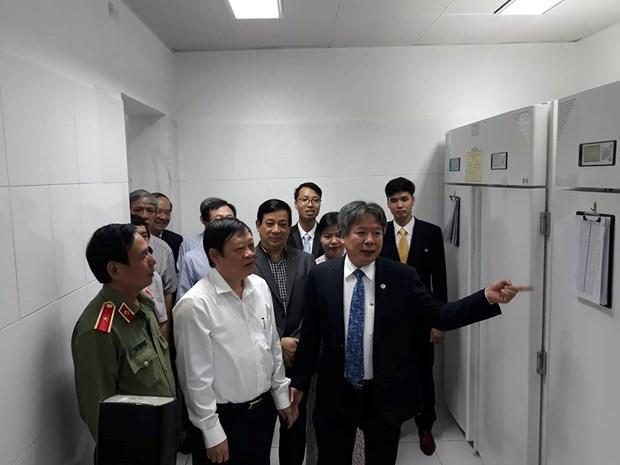 La premiere banque de tissus vietnamienne inauguree a l'Hopital Viet-Duc hinh anh 1