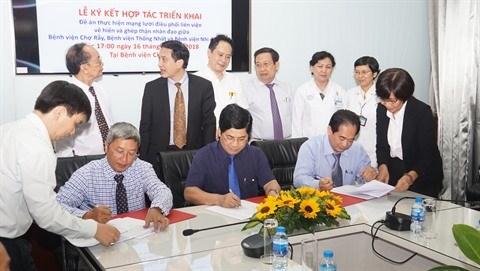 Cooperation entre trois grands hopitaux pour des greffes d'organes hinh anh 1