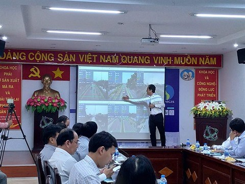 Ho Chi Minh-Ville: l'application de solutions technologiques pour la ville intelligente hinh anh 1