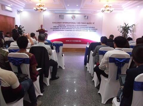 Territoire, patrimoine et developpement durable discutes a Hanoi hinh anh 1