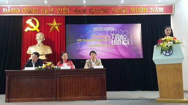 Concours international : Si Hanoi m'etait contee en photos hinh anh 1