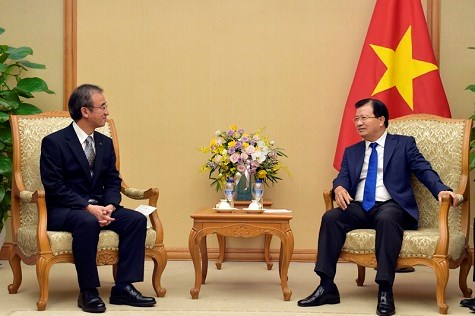 Vietnam-Japon : promotion de la cooperation decentralisee hinh anh 1