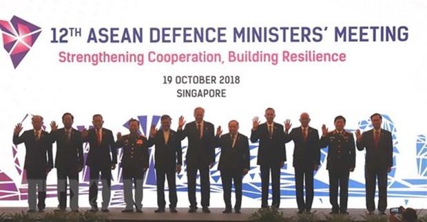 L'ASEAN cree un reseau pour faire face aux nouveaux defis de securite hinh anh 1