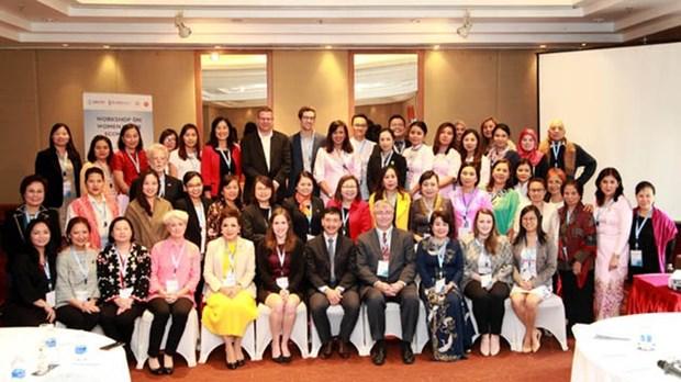 S'orienter vers le renforcement de l'autonomisation des femmes hinh anh 1
