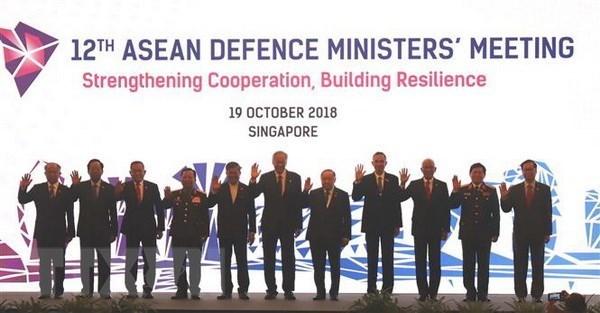 Le Vietnam propose des initiatives pour renforcer la cooperation de defense regionale hinh anh 1