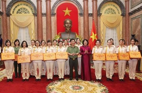 Le role des femmes dans le developpement socio-economique hinh anh 1