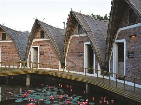 Le tourisme fleurit au pied du mont Ba Vi, aux portes de Hanoi hinh anh 1