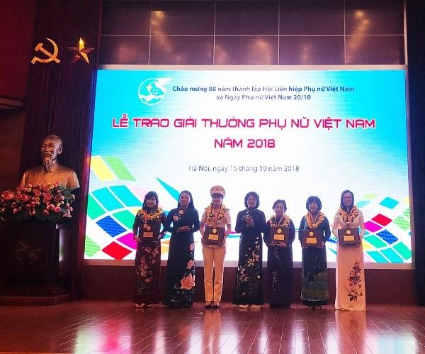 Prix Femmes vietnamiennes 2018: Au bonheur des dames hinh anh 1