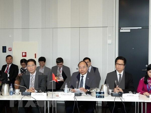 Le PM appelle les entreprises danoises a renforcer leur presence au Vietnam hinh anh 1