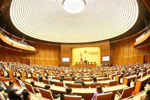 La 6e session de l'Assemblee nationale s'ouvrira lundi hinh anh 1