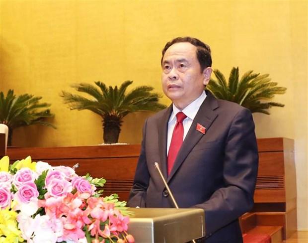 Le Premier ministre Nguyen Xuan Phuc souligne les acquis et les taches a venir hinh anh 3