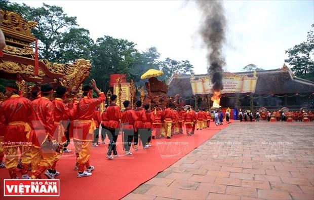 La fete de Lam Kinh glorifie la grandeur d'ame de Lam Son hinh anh 1
