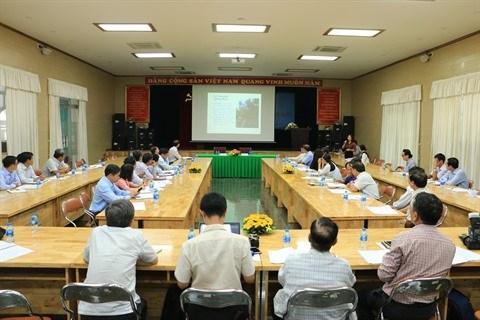 Des mesures pour lutter contre les epidemies sur les anacardiers hinh anh 1