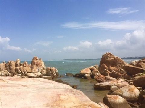 Binh Thuan developpe ses potentiels en tourisme maritime hinh anh 1