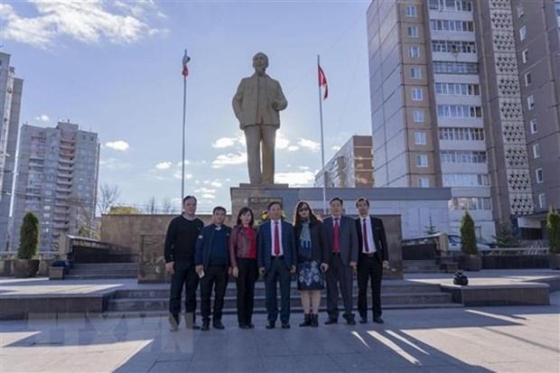 Renforcer les liens entre le Vietnam et l'oblast russe d'Oulianovsk hinh anh 1