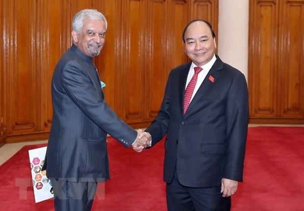 Le Vietnam cherit ses liens avec l'ONU, dit le PM Nguyen Xuan Phuc hinh anh 1
