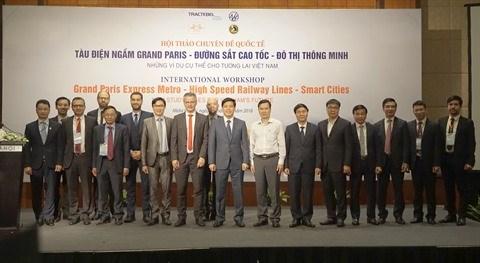 Le transport public au cœur des discussions franco-vietnamiennes hinh anh 1