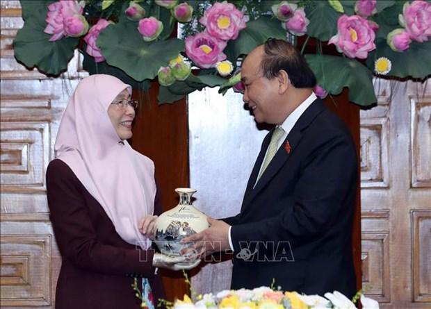 Le Vietnam prend en haute consideration les relations avec la Malaisie hinh anh 1