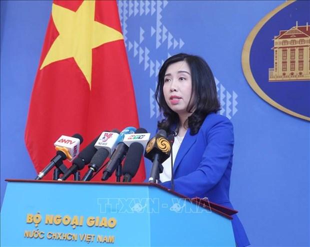 Poursuite des efforts pour la signature officielle de l'ALE Vietnam-Union europeenne hinh anh 1