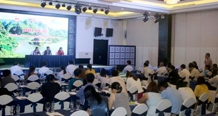 Conference de promotion et de presentation du tourisme de Ninh Binh a Khanh Hoa hinh anh 1