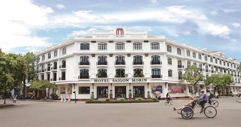 Saigon - Morin Hue, le doyen des hotels du Centre hinh anh 1