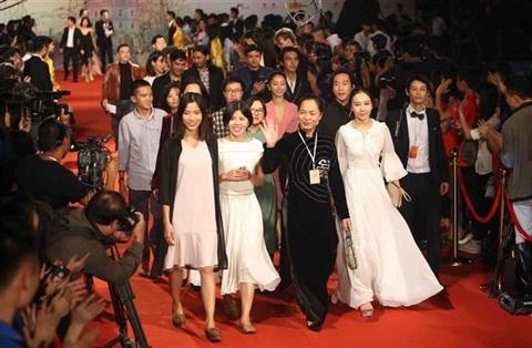 Gros plan sur le Festival international du cinema de Hanoi 2018 hinh anh 1