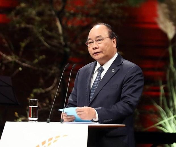 Le PM Nguyen Xuan Phuc attendu a la Foire internationale des importations de Chine hinh anh 1