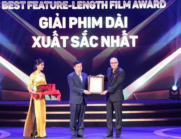 """""""La Chambre noire"""" brille au 5e Festival international du film de Hanoi hinh anh 1"""