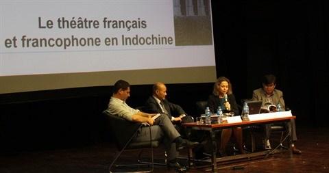 Une conference internationale sur les etudes francophones en Asie hinh anh 2