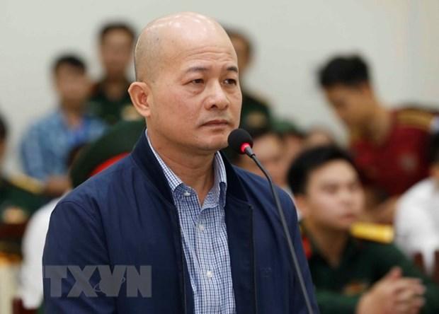 Proces en appel de Dinh Ngoc He : confirmation du jugement de premiere instance hinh anh 1