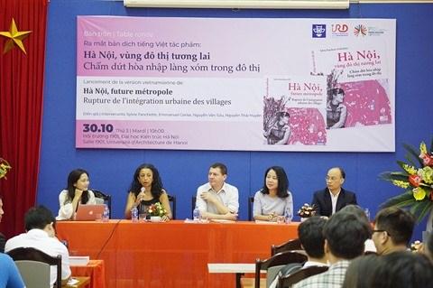 Hanoi selon la vision d'une urbaniste francaise hinh anh 2