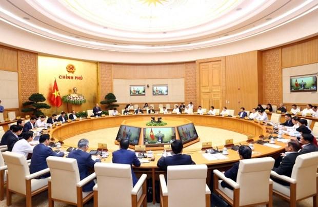 Le vote de confiance incite le gouvernement a mieux travailler, dit le PM hinh anh 1