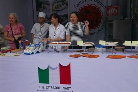 Une bonne semaine aux couleurs italiennes a Hanoi hinh anh 2