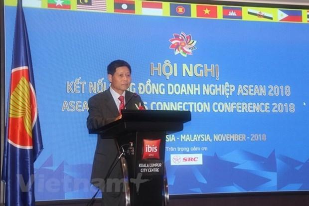 Les entreprises vietnamiennes explorent le marche de l'ASEAN hinh anh 1