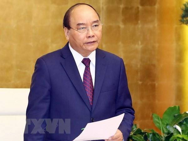 Le PM demande aux organes d'accomplir leur tache confiee hinh anh 1