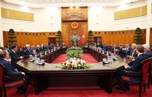 Le Vietnam apprecie le role des entreprises etrangeres hinh anh 1