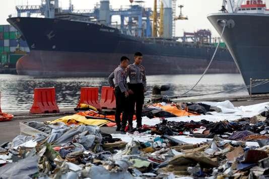 Crash du Boeing de Lion Air: les donnees de vol sont lisibles hinh anh 1