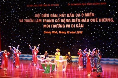 Chants folkloriques: