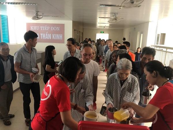 Groupe Mua Thu, des potages de riz qui rechauffent les cœurs hinh anh 2