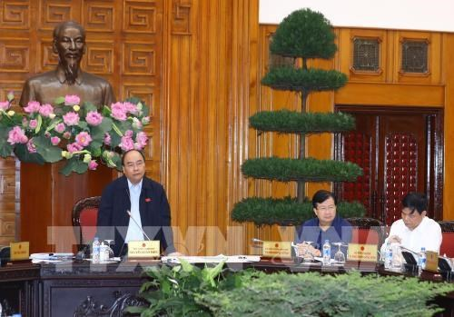 Le PM reaffirme l'importance de la protection de l'environnement marin hinh anh 1
