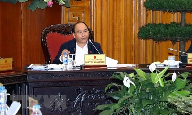 La permanence du gouvernement examine les projets BOT hinh anh 1