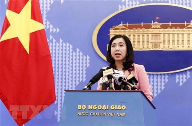 L'operation des observatoires de la Chine a Truong Sa viole la souverainete du Vietnam hinh anh 1