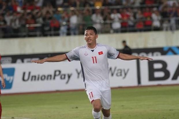 AFF Suzuki Cup 2018: le Vietnam bat le Laos 3-0 en match d'ouverture hinh anh 1