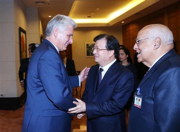 Intensification des relations economiques Vietnam-Cuba hinh anh 1