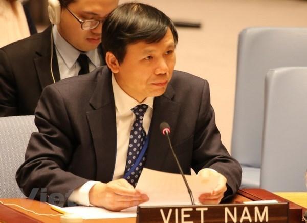 Le Vietnam s'engage a promouvoir le multilateralisme et soutenir le role de l'ONU hinh anh 1
