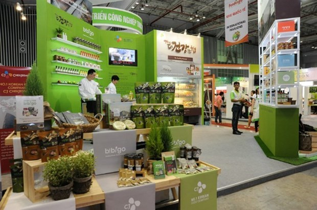 Bientot exposition internationale Vietnam Foodexpo 2018 hinh anh 1